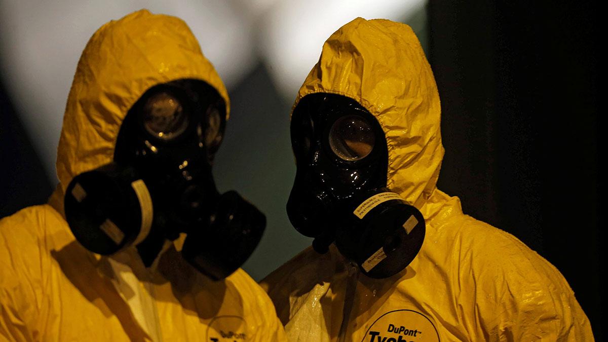Coronavirus: A visual guide to the outbreak